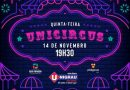 Colégio Unigrau promove o 4º Unicircus nesta quinta-feira, 14