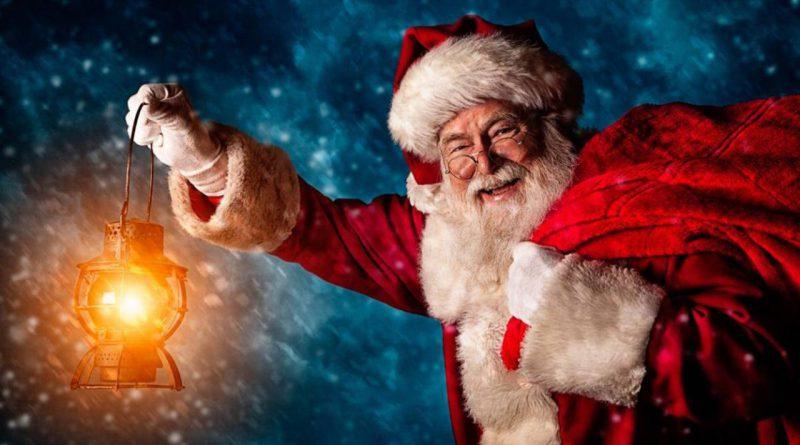 Parada de Natal e chegada do Papai Noel acontecem nesta segunda, 19h00