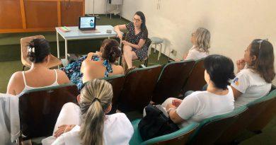 Amamentação: Encontro discutiu a importância do incentivo às mamães já na Maternidade