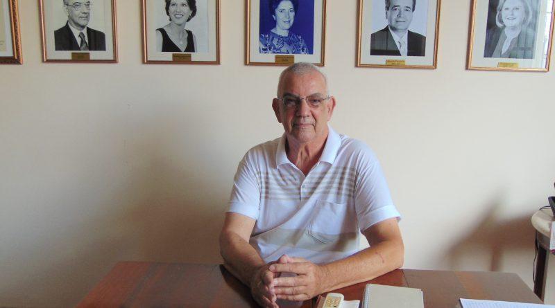 Francisco Braghetta está de volta à presidência do Centro Cultural Ítalo-Brasileiro