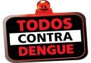 1º Mutirão contra a Dengue deste ano acontece neste sábado, dia 11, em três bairros