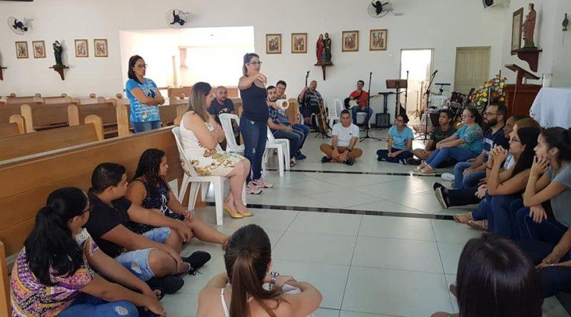 """""""Jovens Conectados"""": Grupo se reúne para espiritualidade, interação e diversão saudável"""