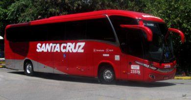 Viagens mais curtas: Viação Santa Cruz inaugura nova operação sem passar por Campinas