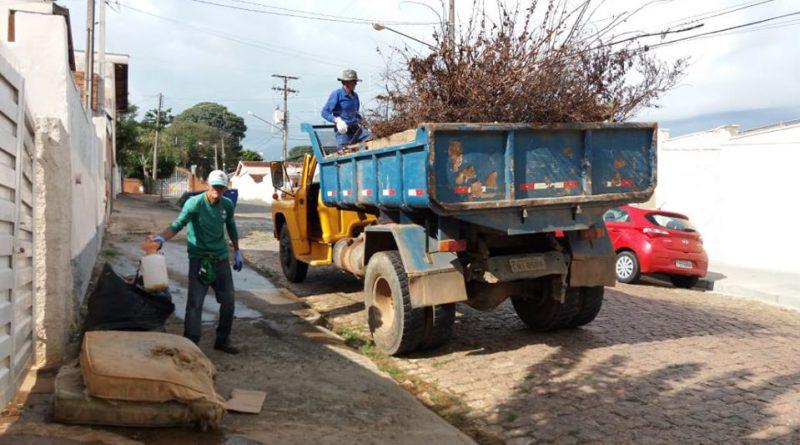 Dengue: Arrastão de Limpeza será na Vila Formosa nesta segunda-feira, 6