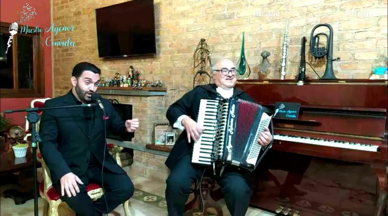 """Programa """"Maestro Agenor Convida"""" traz muita música boa e histórias curiosas"""