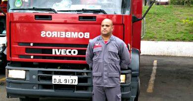 Dia do Bombeiro: Eduardo Silva fala de suas experiências em 14 anos de profissão