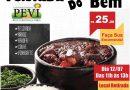 Feijoada do PEVI visa arrecadar alimentos e produtos de limpeza à entidade
