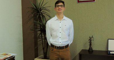 Dia do Advogado: A visão humanizada do universitário Márcio Augusto Gervásio Rioli sobre o Direito