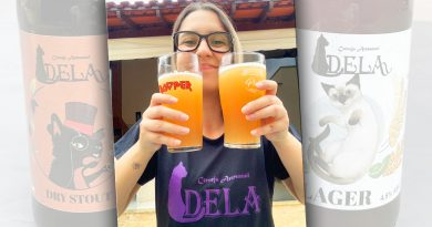 Bianca Vitto: Conheça a 1ª mulher rio-pardense a fabricar cervejas artesanais