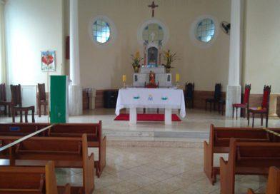 Divulgados os dias e horários das missas presenciais nas capelas urbanas e capelanias