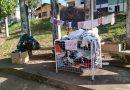 """""""Pracinha Solidária"""": Você pode colaborar doando roupas e calçados usados"""