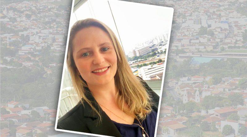 Marielle Rioli: Há 15 anos em São Paulo, ela é Supervisora em uma grande Agência Bancária