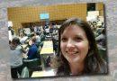 Sofia Ratz: Com 16 anos de Magistério, ela optou pela Educação por influência dos pais