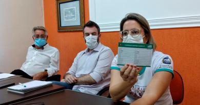 São José recebeu 880 doses: Vacinação em profissionais da linha de frente começa nesta sexta, 22