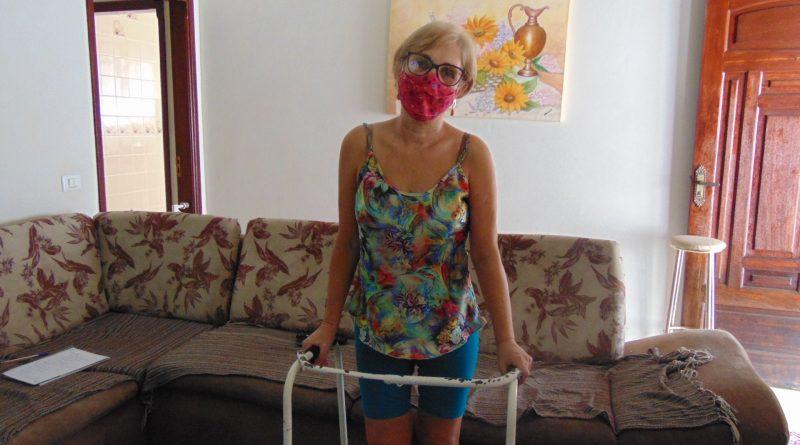 Luciana Marsula: A coragem, a fé e a força de vontade que a fizeram renascer