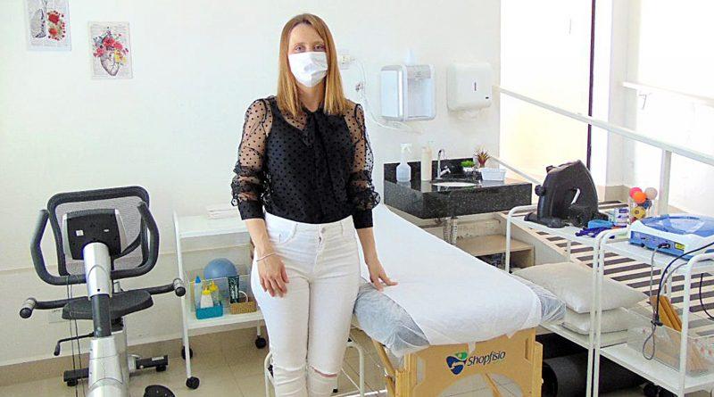 Fisioterapia X Covid-19: Karina Maida fala dos cuidados com seus pacientes