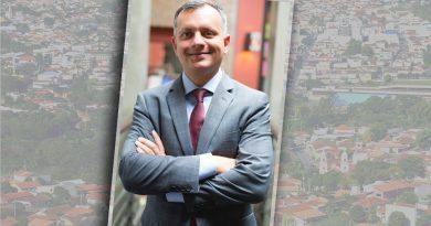 Murillo Giordan Santos: Procurador Federal acaba de lançar seu 3º livro